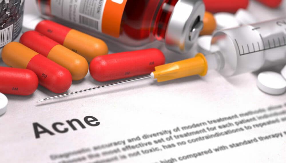 medicatie acne dermatoloog